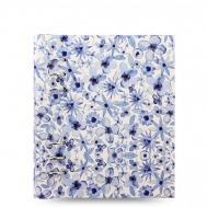 Органайзер Filofax CLIPBOOK A5 Patterns Indigo Floral