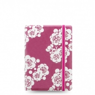Блокнот карманный Filofax Impressions Pink and White