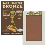 Бронзатор для лица Take Home the Bronze - Greg (Dark) theBalm, 7.08 г