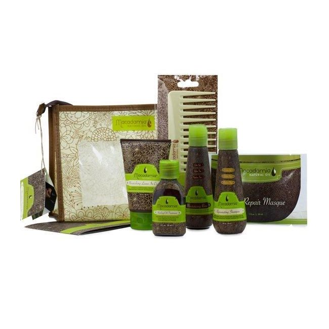 <span>Дорожный набор Macadamia Natural Oil Travel kit</span>
