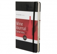 Записная книжка «Книга вина» Moleskine Passion Wine Journal/средняя