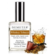 Духи «Виски и табак» Demeter Whiskey Tobacco, 30 мл